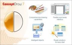ConceptDraw PRO - Phần mềm vẽ văn phòng