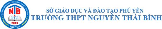 Trường THPT Nguyễn Thái Bình